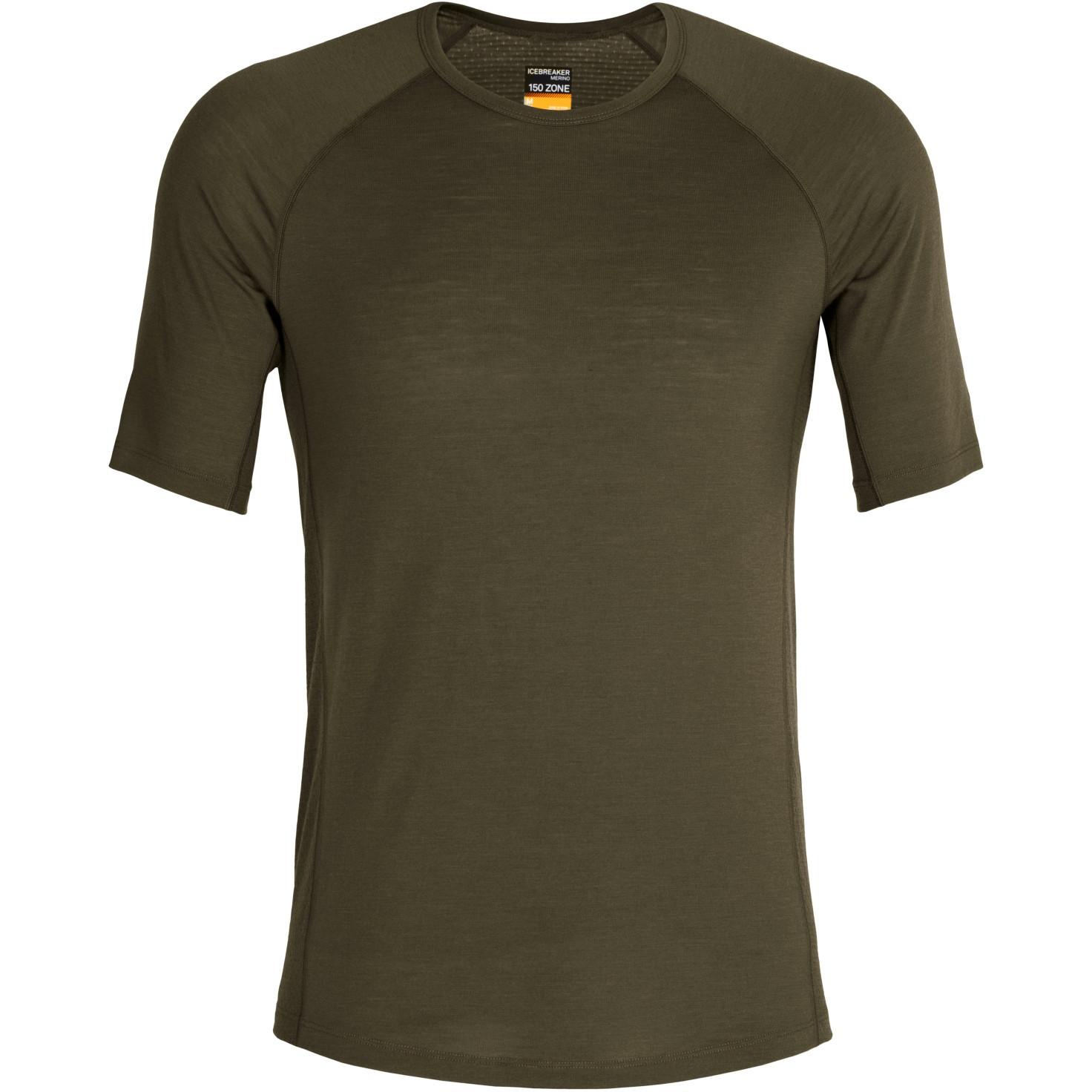 Produktbild von Icebreaker 150 Zone Crewe Herren T-Shirt - Loden