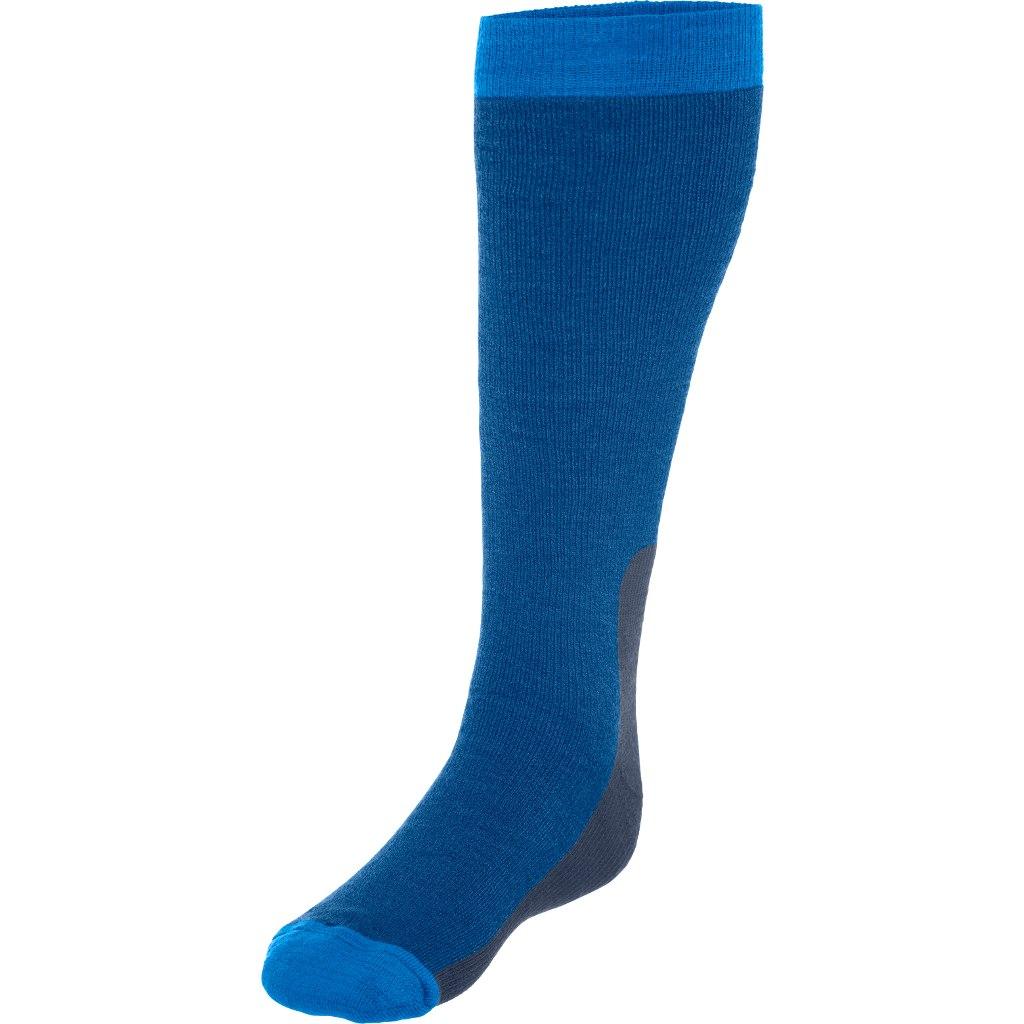 Norrona tamok heavy weight Merino Socks long - Beyond Blue