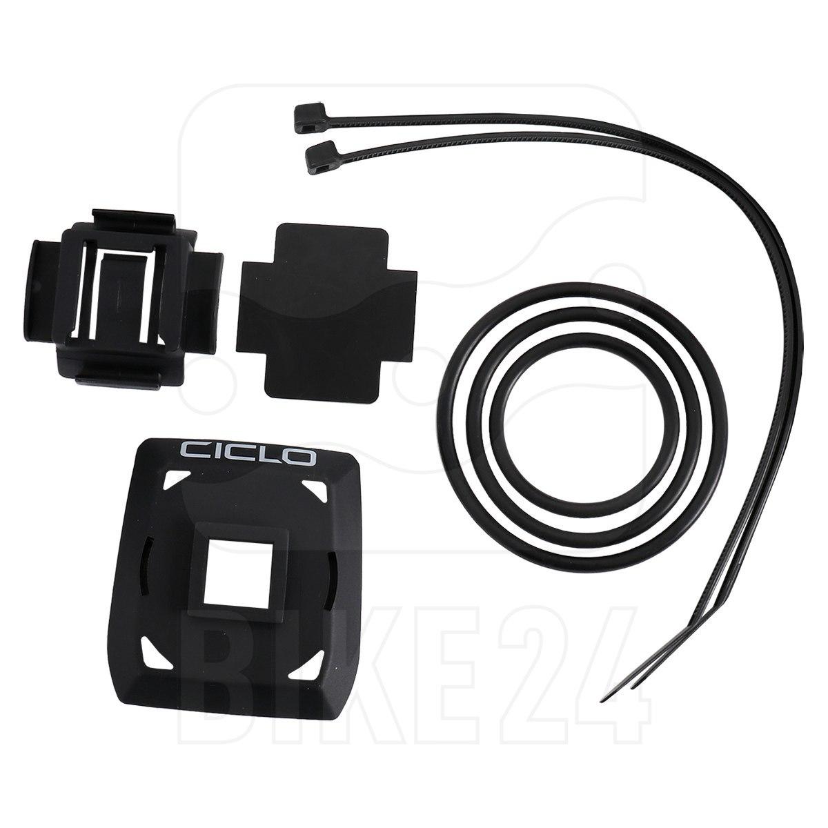 Ciclosport QMS Handlebar bracket Set for HAC 1.x 11302403