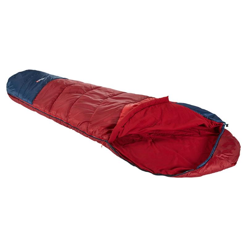 Bild von Wechsel Stardust 10° - Schlafsack - L - 205 cm Red Dahlia