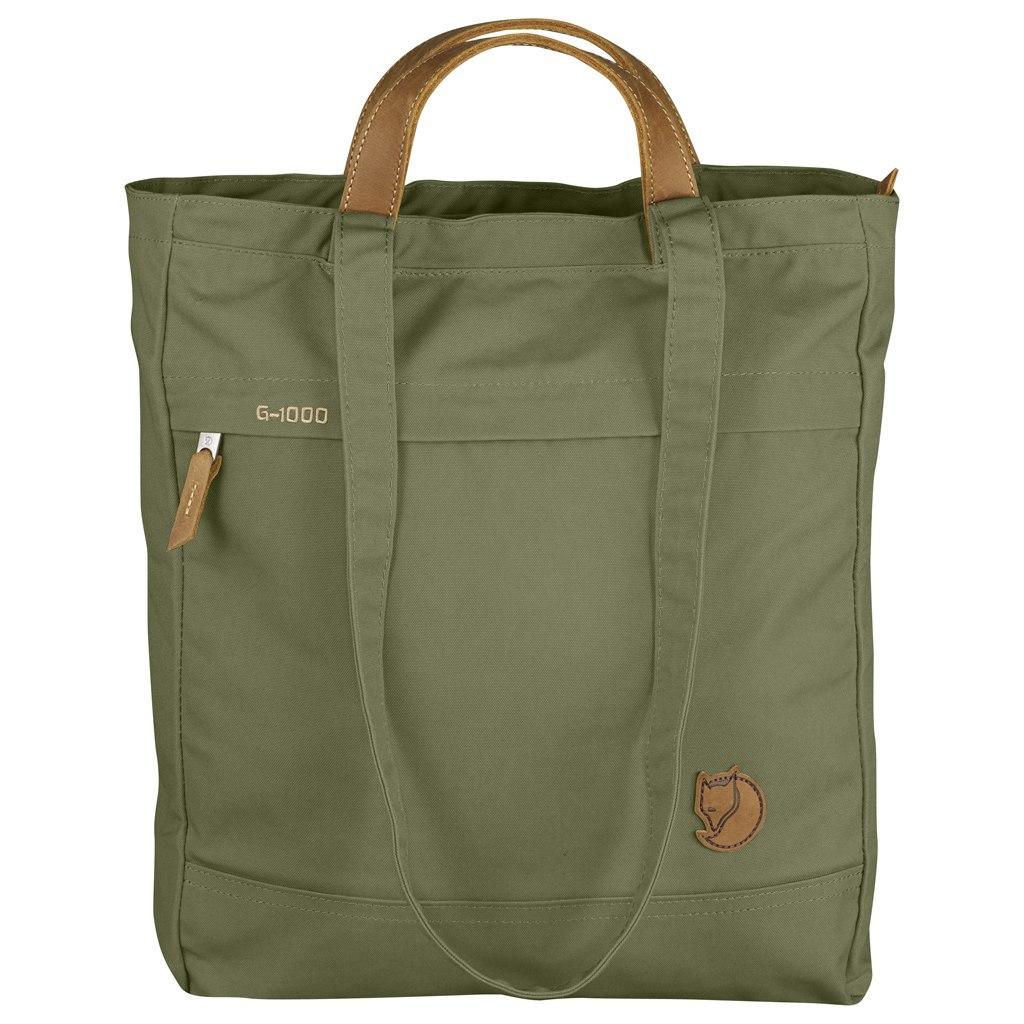Fjällräven Totepack No.1 Bag - 620 - green