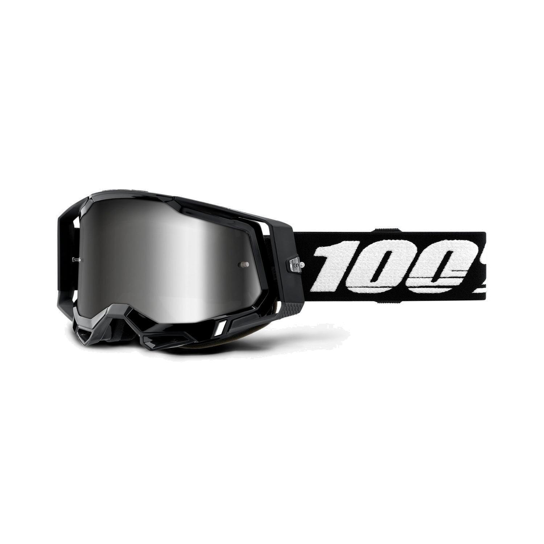 Imagen de 100% Racecraft 2 Goggle Mirror Lens Gafas - Black