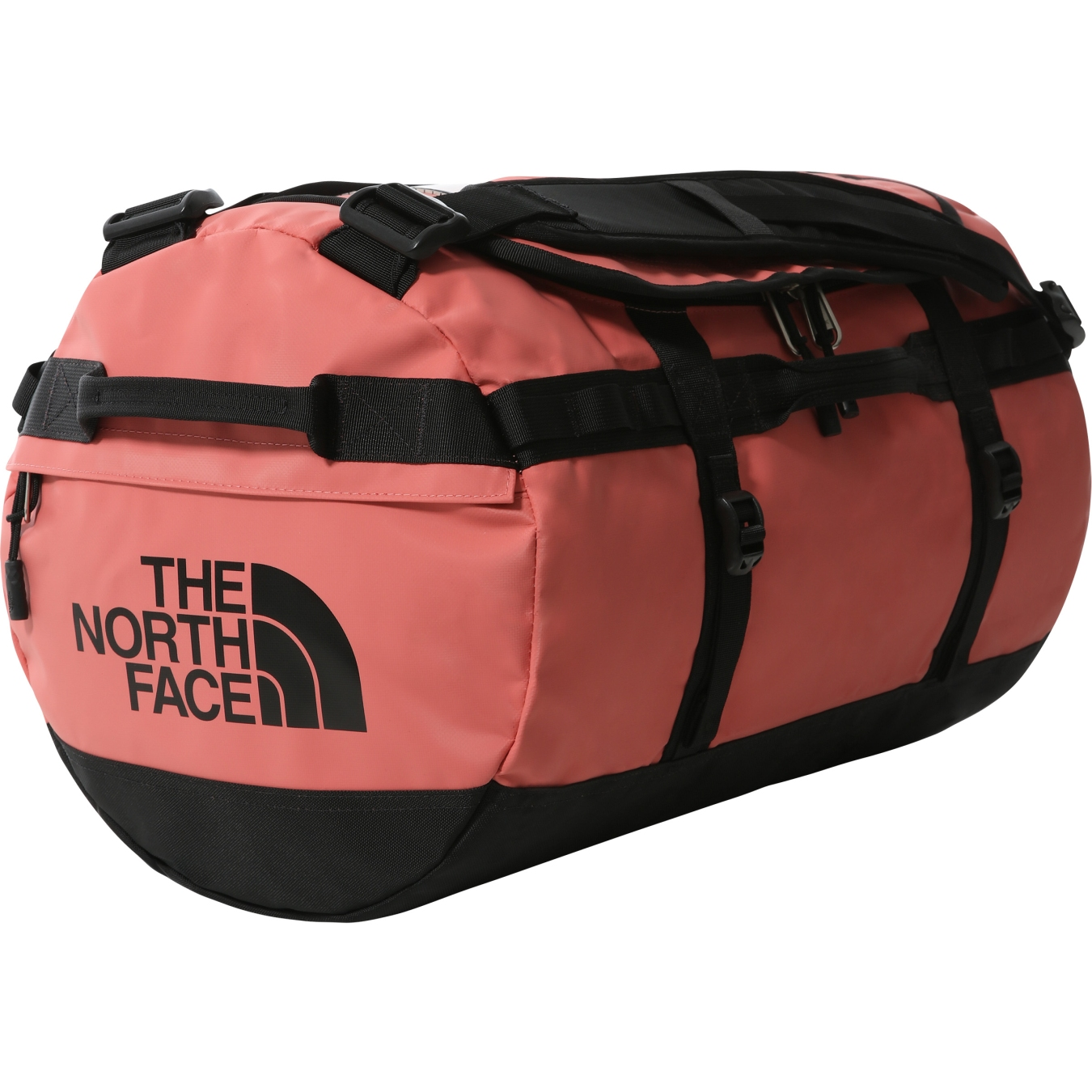 Picture of The North Face Base Camp Duffel - S - Faded Rose/TNF Black