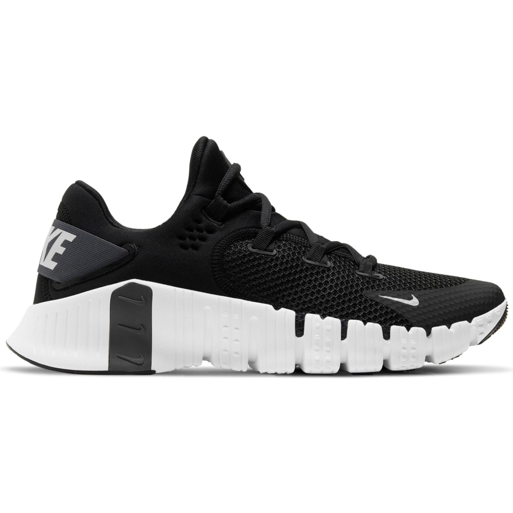 Produktbild von Nike Free Metcon 4 Herren Trainingsschuhe - black/black-iron grey-volt CT3886-010