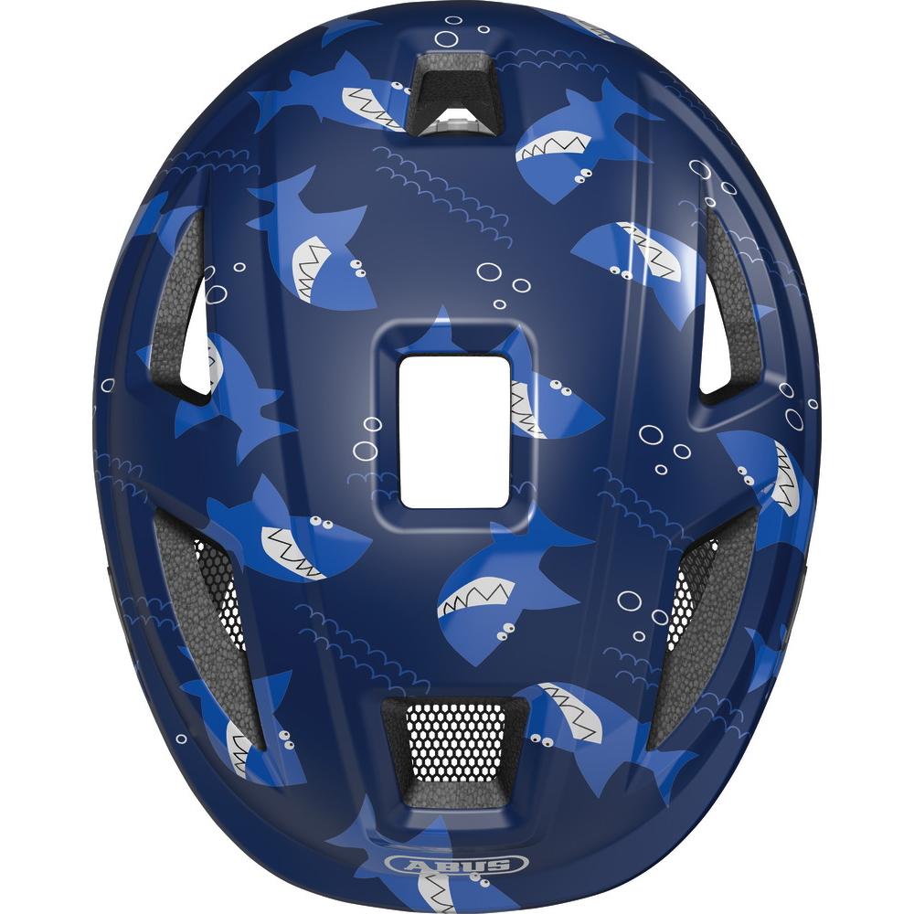 Imagen de ABUS Anuky 2.0 ACE Casco - blue sharky