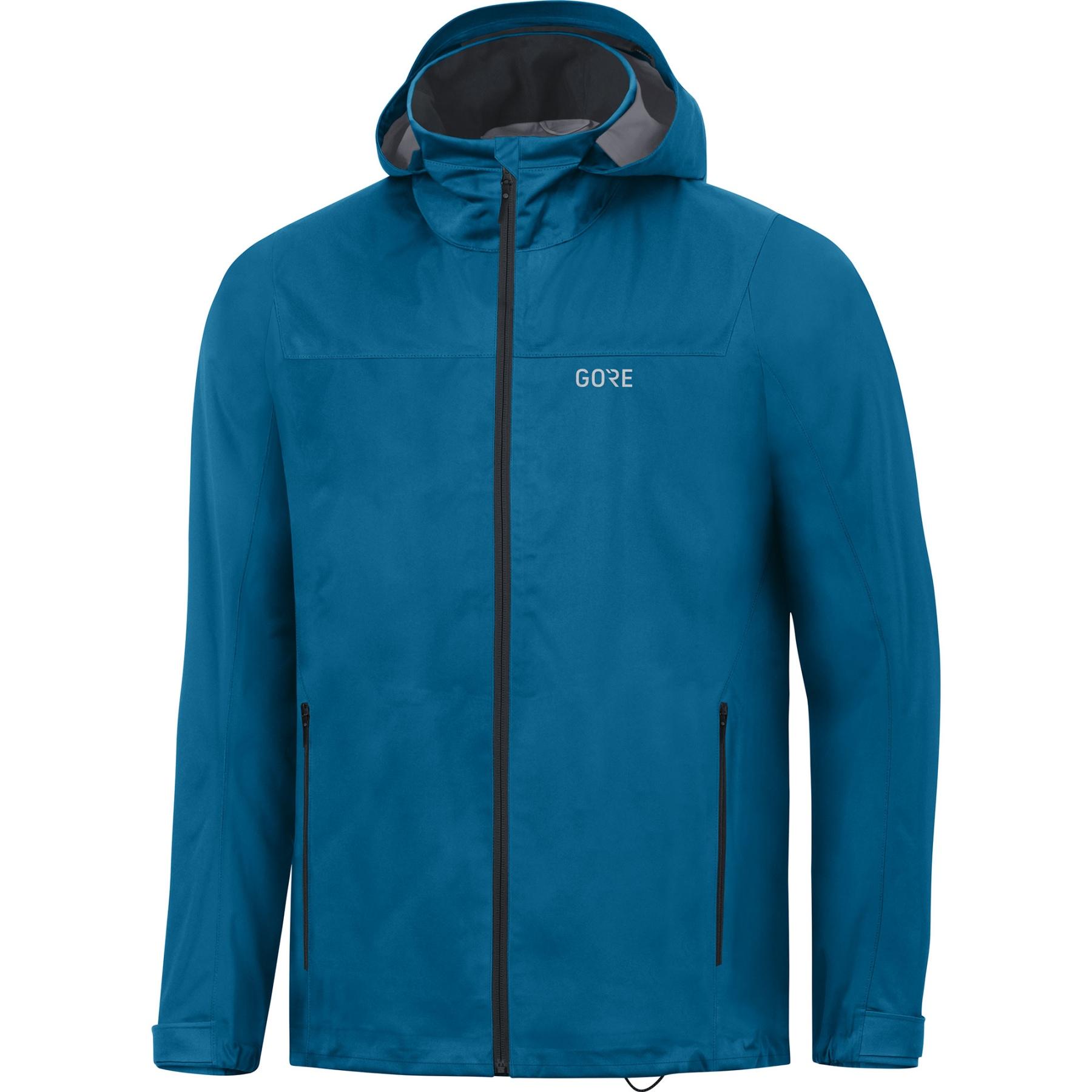 Produktbild von GORE Wear R3 GORE-TEX® Active Kapuzenjacke - sphere blue AZ00