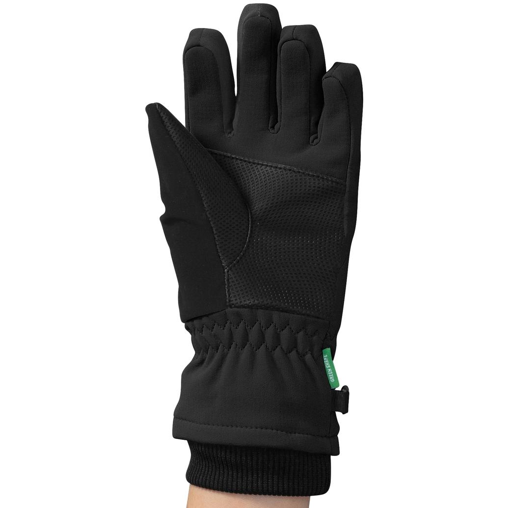 Bild von Vaude Rondane Kinder Handschuhe - schwarz