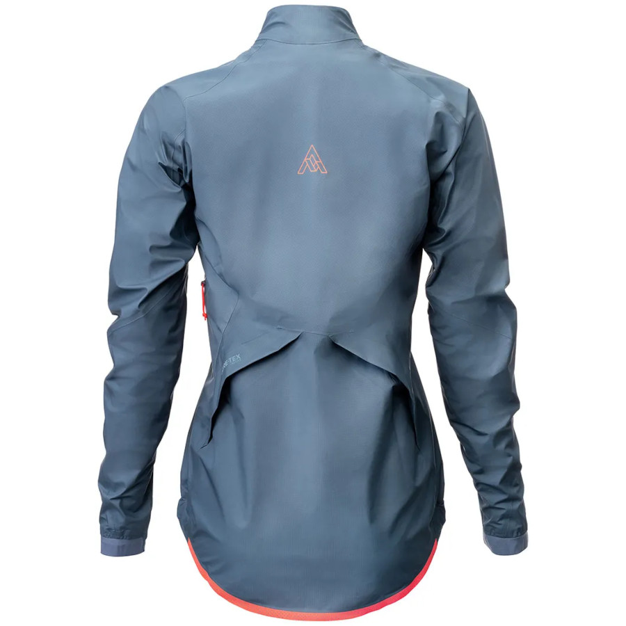 Imagen de 7mesh Rebellion Jacket Chaqueta impermeable para mujers - Mallard Blue