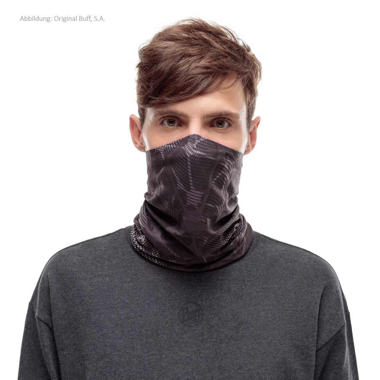 Image of Buff® Filter Tube Facial Mask - Apex-X Black