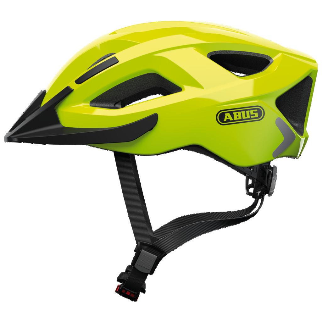 ABUS Aduro 2.0 Casco - neon yellow