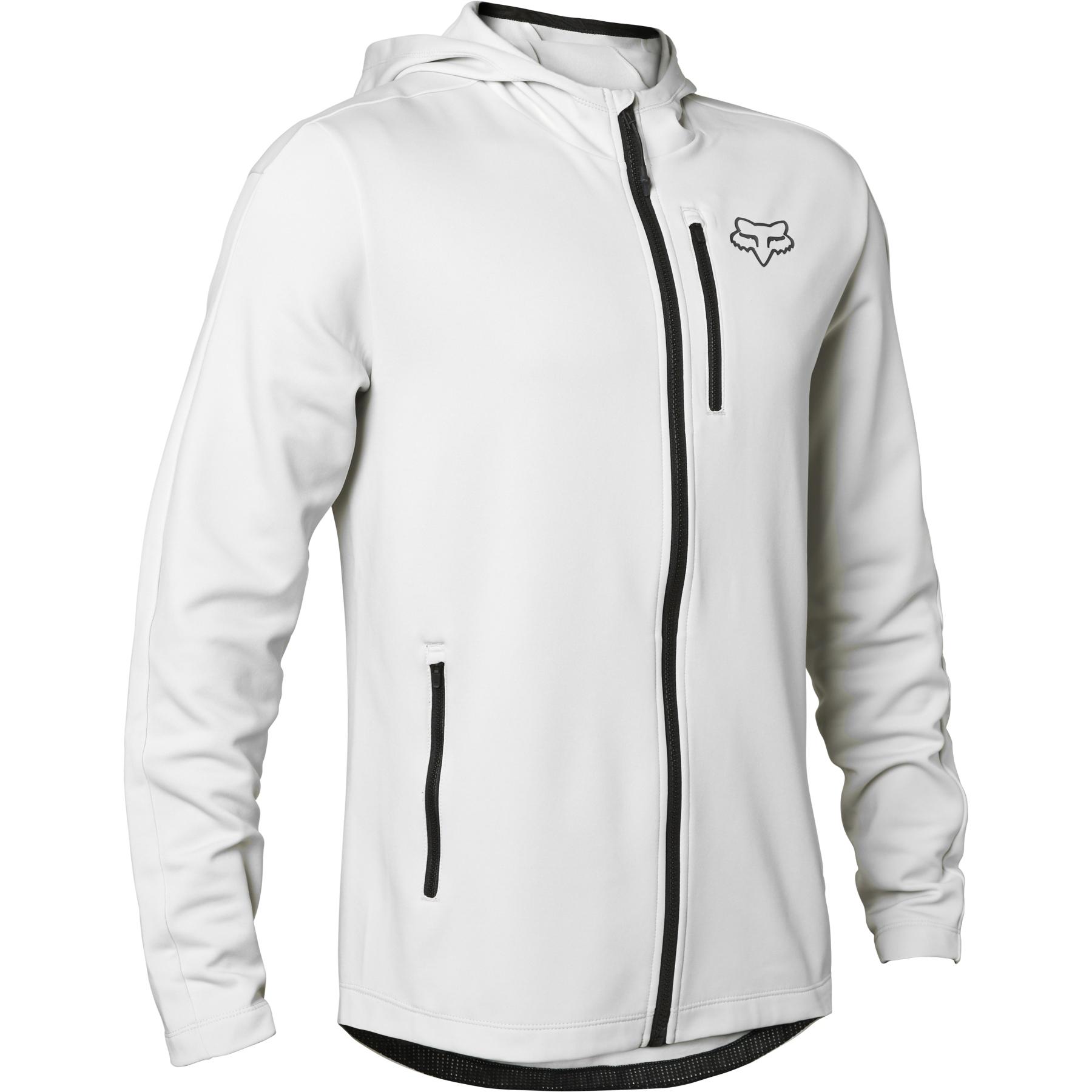 FOX Ranger Tech Fleece MTB Chaqueta - light grey