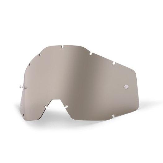 100% Anti Fog Lens - Smoke