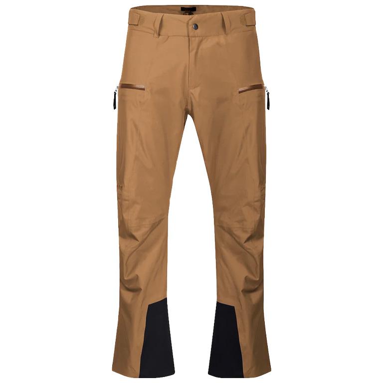 Bergans Stranda Insulated Pants - Dark Mustard Yellow