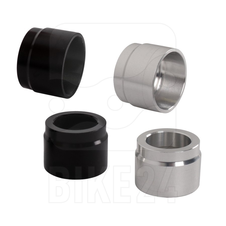 Chris King ISO AB Axle End Caps for 15x110mm Front Hubs
