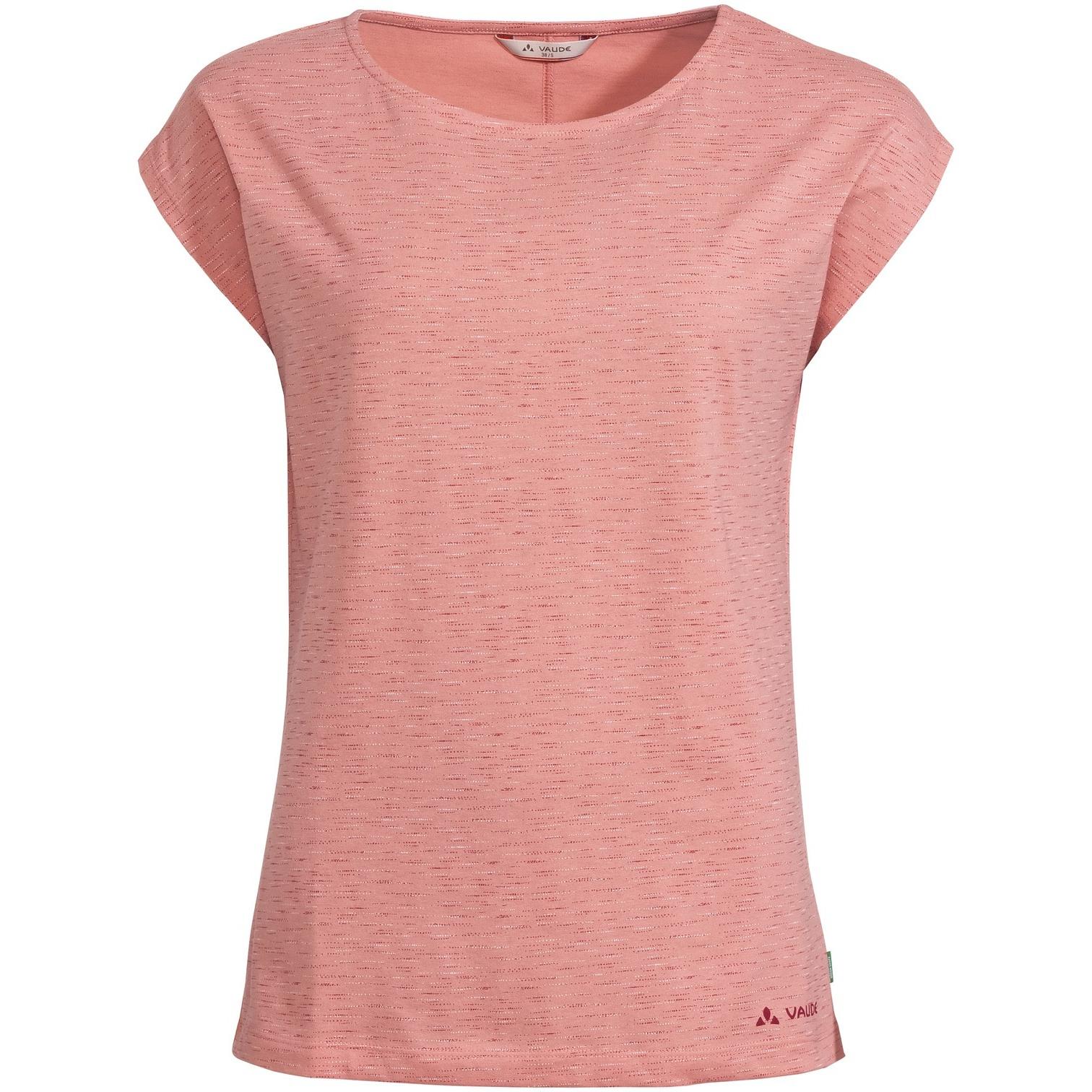Vaude Zaneta All Over Print Damen T-Shirt - soft rose