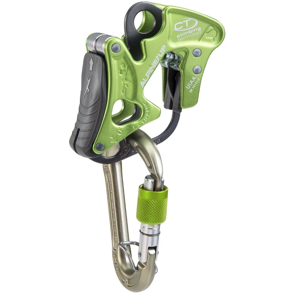 Climbing Technology Alpine Up Belay Device - green (2K651BZZSYD)
