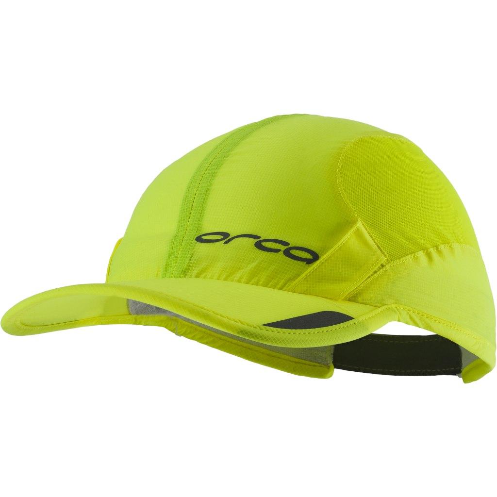 Produktbild von Orca Cap Triathlon Mütze - neon yellow