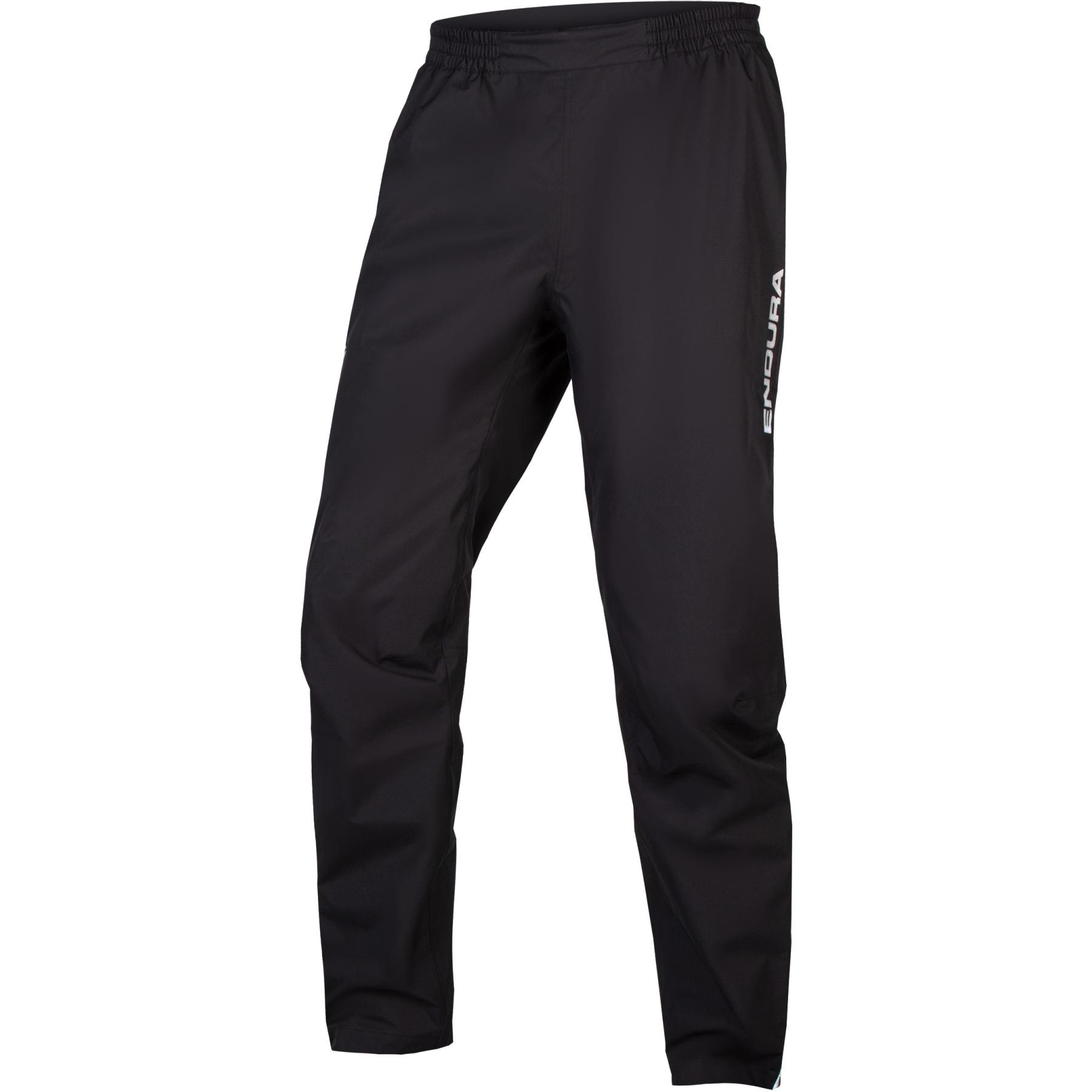 Foto de Endura Hummvee Transit Pantalones Impermeables - black