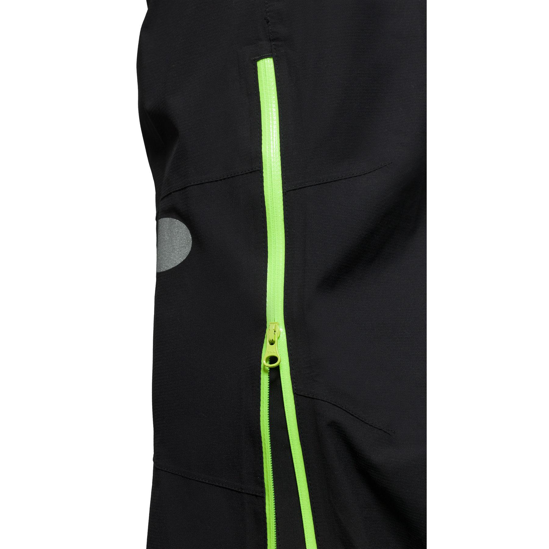 Bild von Yeti Horizon Unisex 2.5 Lagen Hose - black/neon green