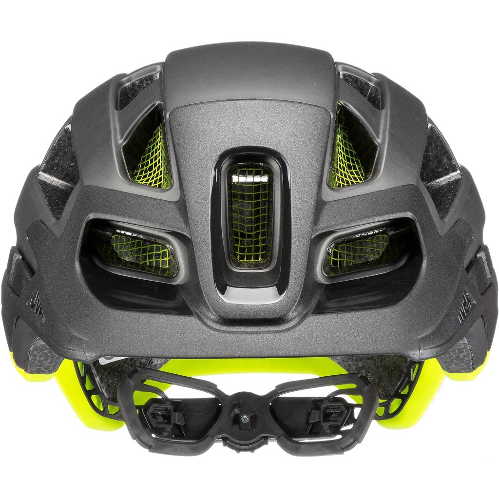 Bild von Uvex finale 2.0 Helm - grey neon mat