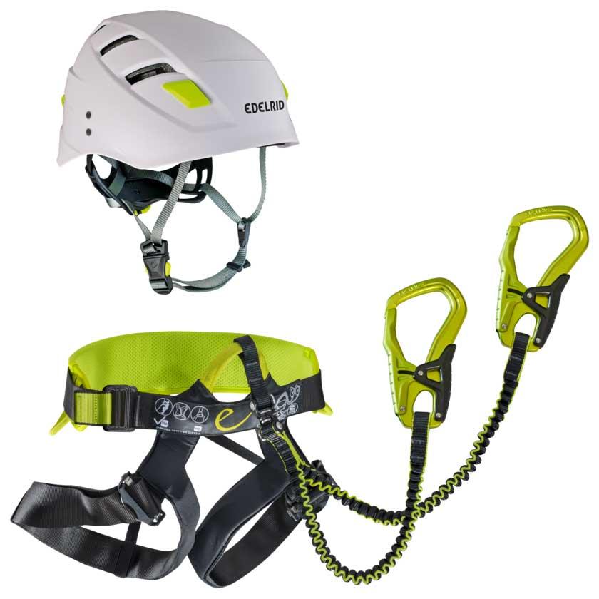 Foto de Edelrid Jester Comfort KSS Kit Vía ferrata set de seguridad
