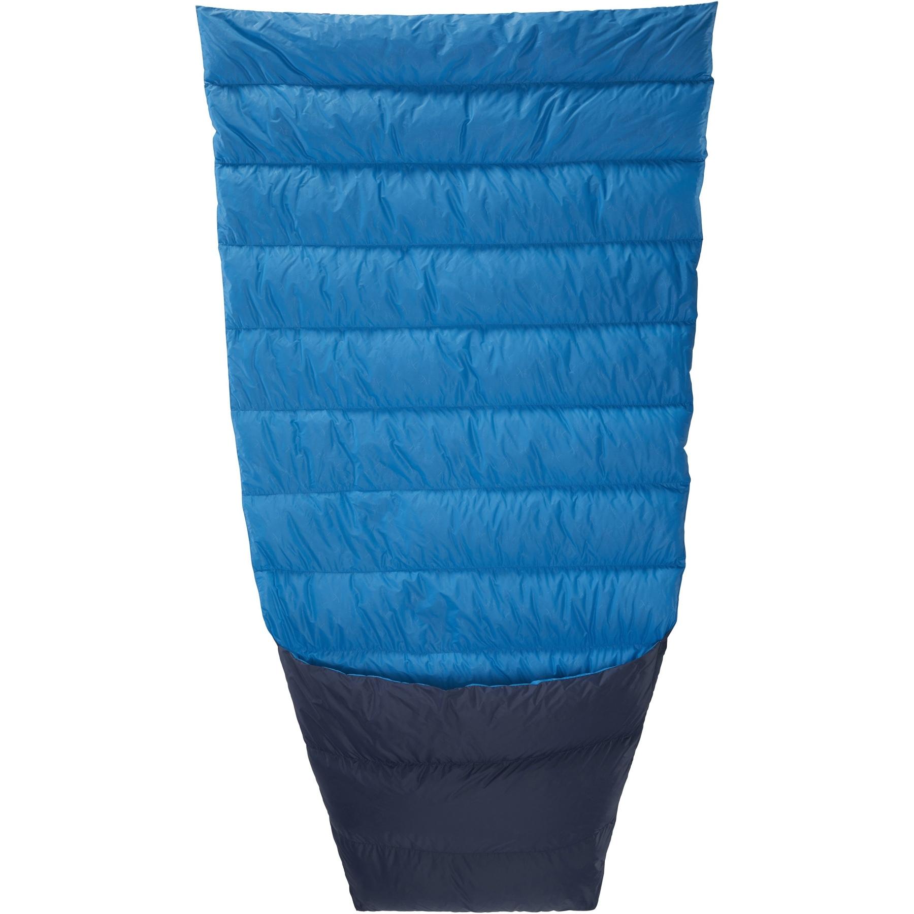 Y by Nordisk Cosy Cover - mood indigo/methyl blue
