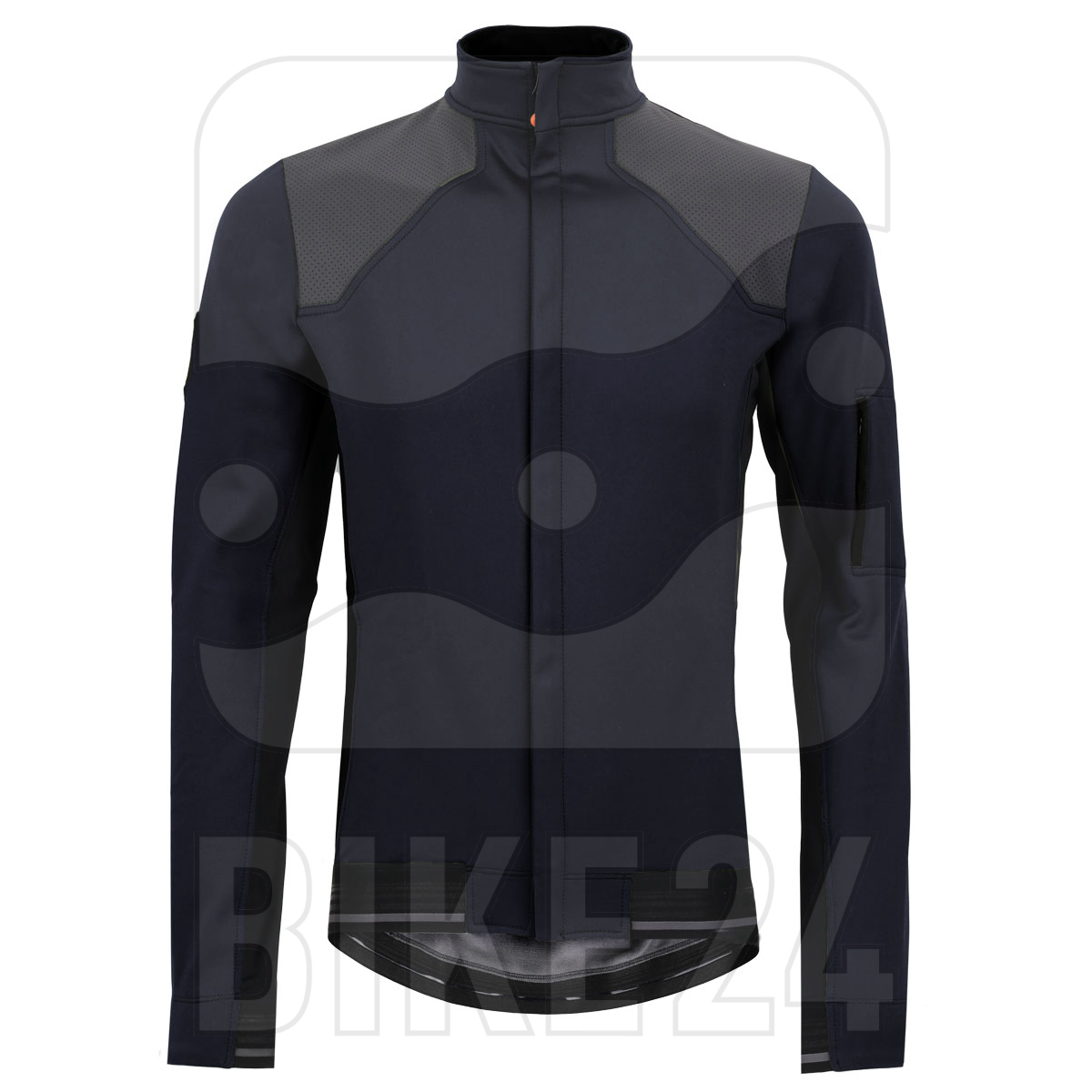 Isadore Sector Jacke - Navy Blue / Black