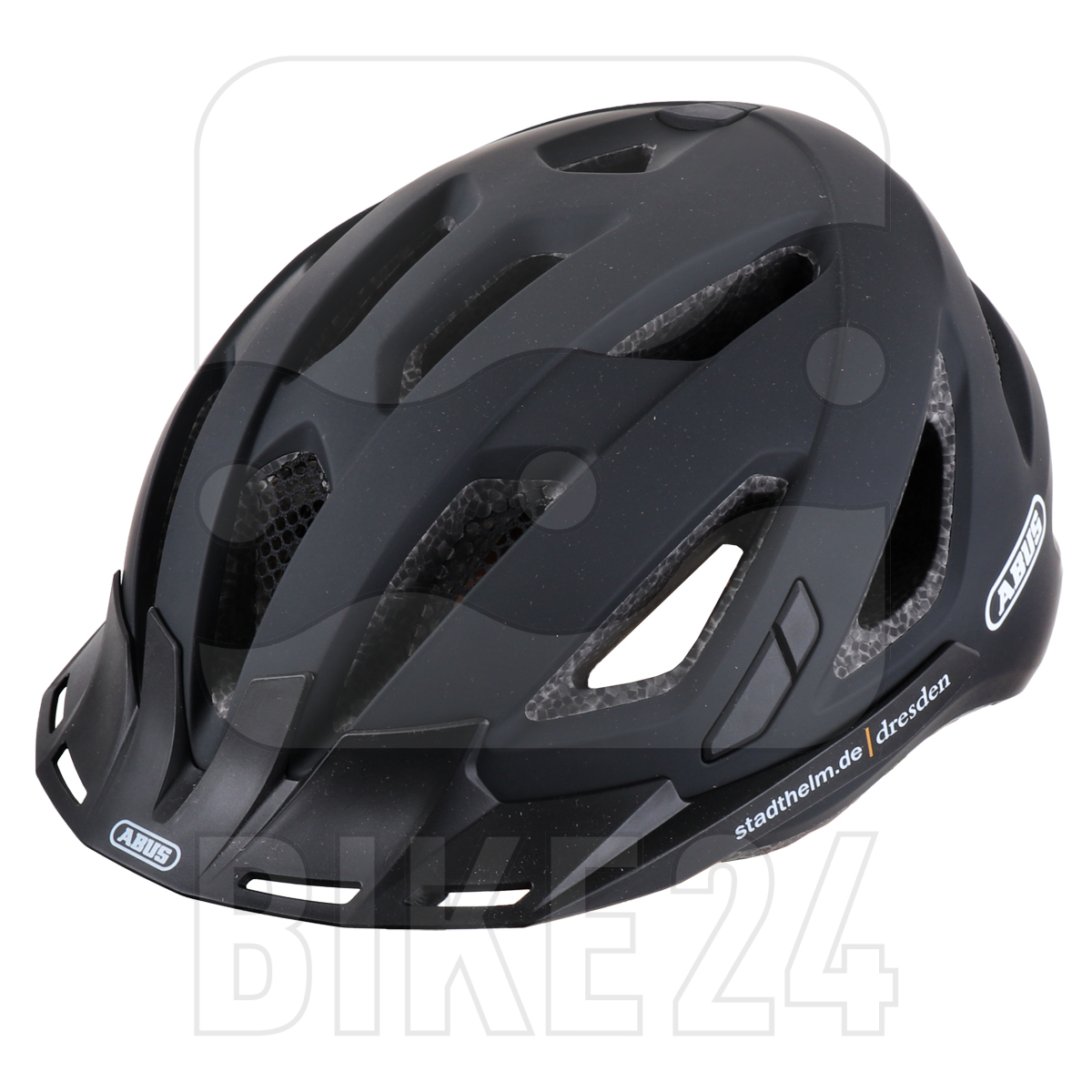 ABUS Stadthelm Urban-I 3.0 Dresden Helmet - black