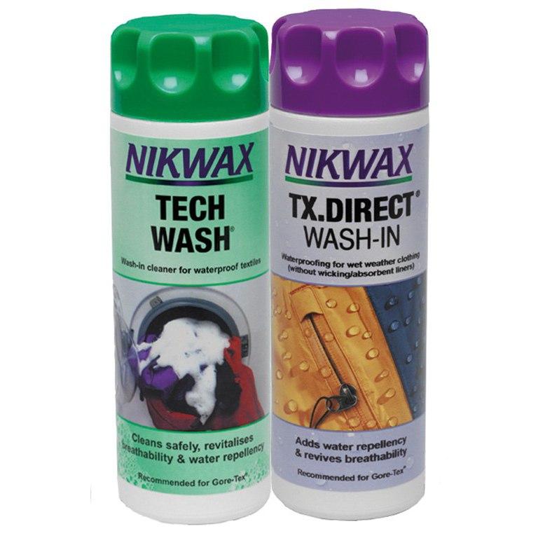 Foto de Nikwax Tech Wash + TX Direct Set 2 x 300ml