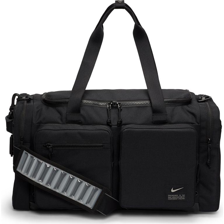 Produktbild von Nike Utility Power Trainingstasche (Medium) - black/black/enigma stone CK2792-010