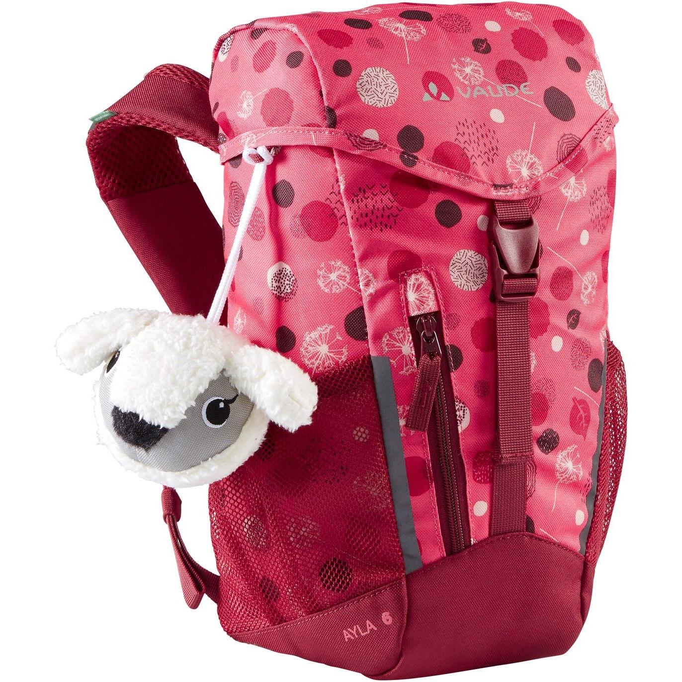 Vaude Ayla 6 Kinder-Rucksack - bright pink/cranberry