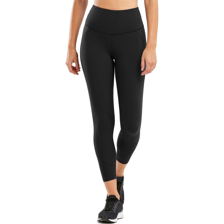 2XU Fitness Hi-Rise Compression Mallas de 7/8 para mujer - Tall - black/black