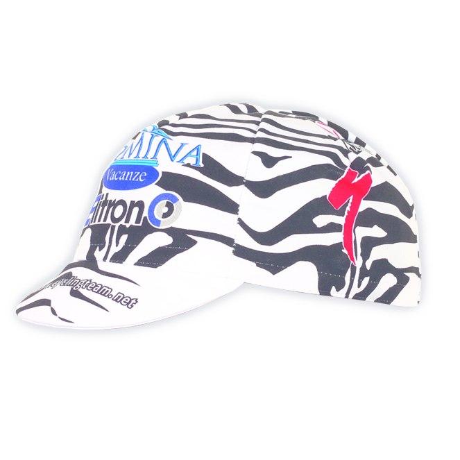 Apis Retro Style Team Cycling Cap - DOMINA VACANZE
