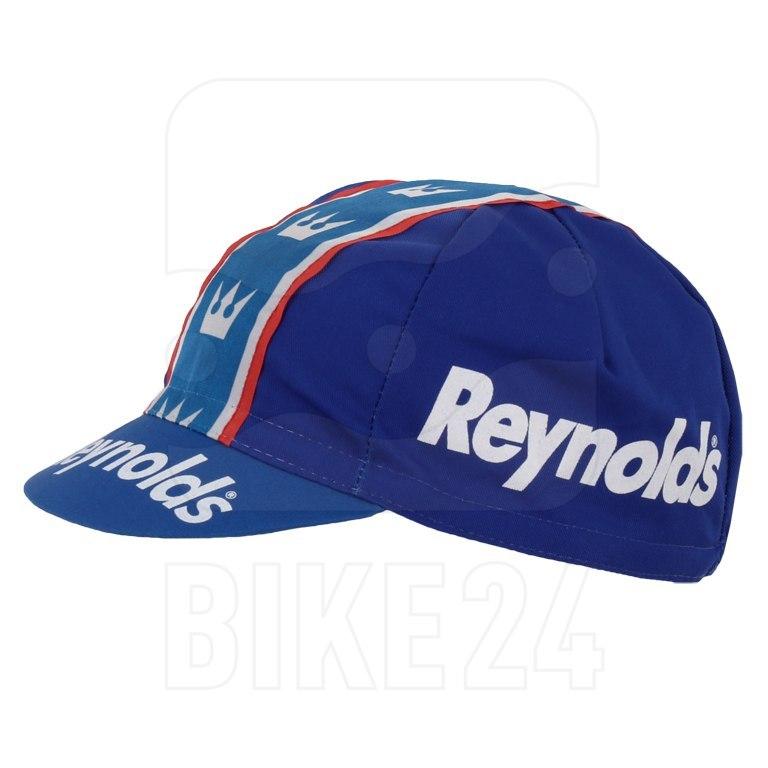 Image of Apis Retro Style Team Cycling Cap - REYNOLDS