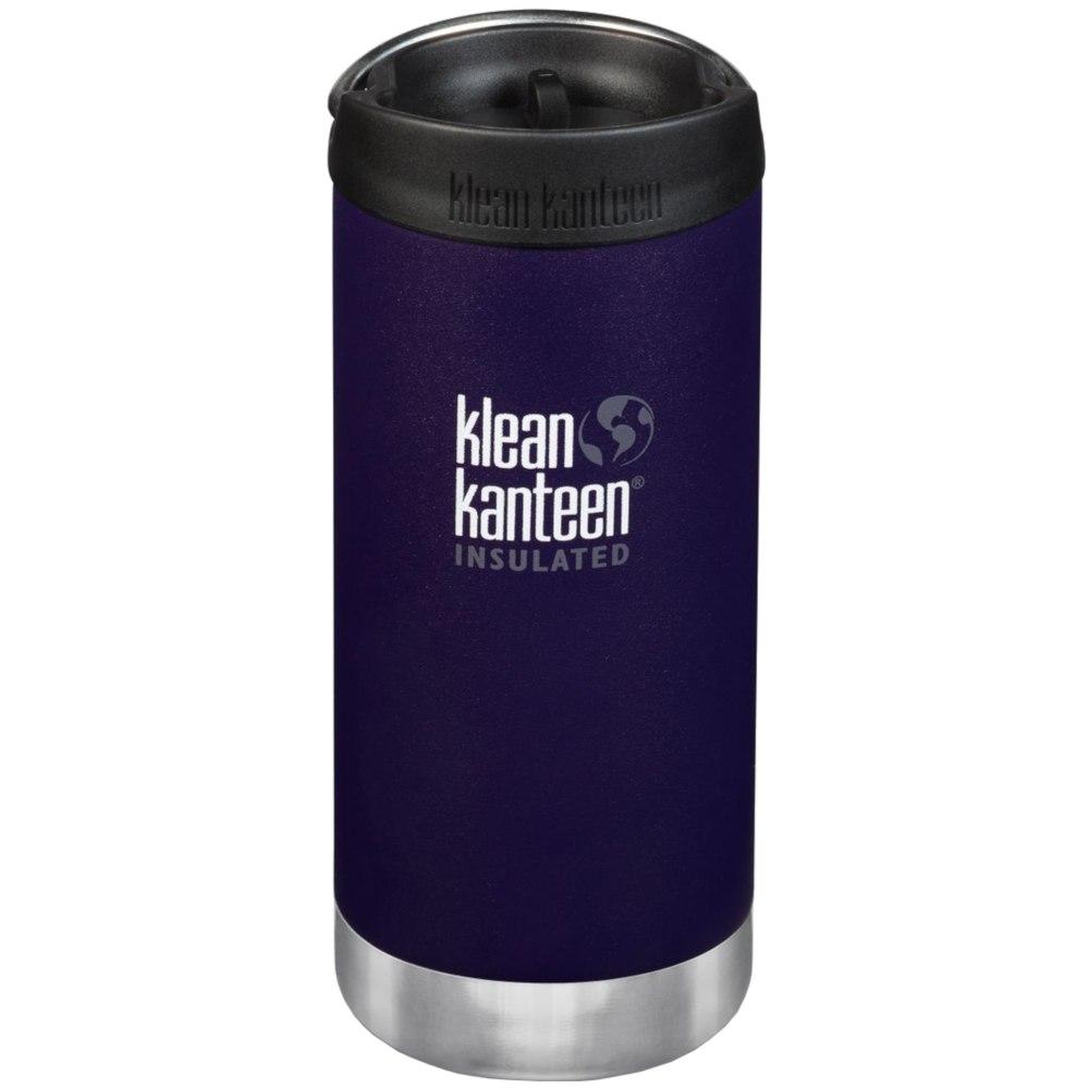 Image of Klean Kanteen 355ml TKWide Vacuum Insulated Flask with Café Cap - kalamata (matte)