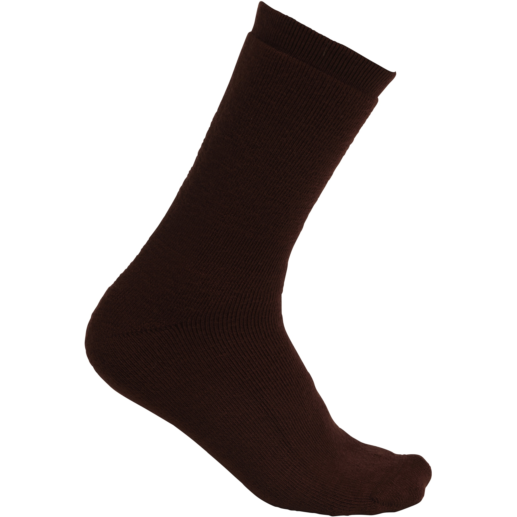Woolpower Socken 400 - rust red