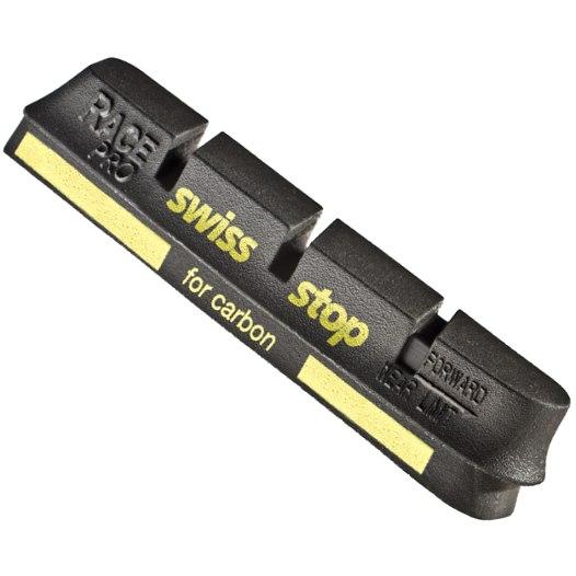 SwissStop RacePro Campagnolo Brake Pads for Carbon Rims (4 pcs)