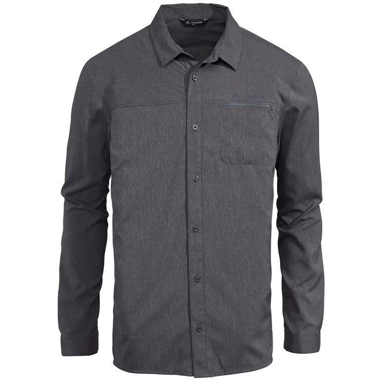 Vaude Men's Turifo LS Shirt - iron