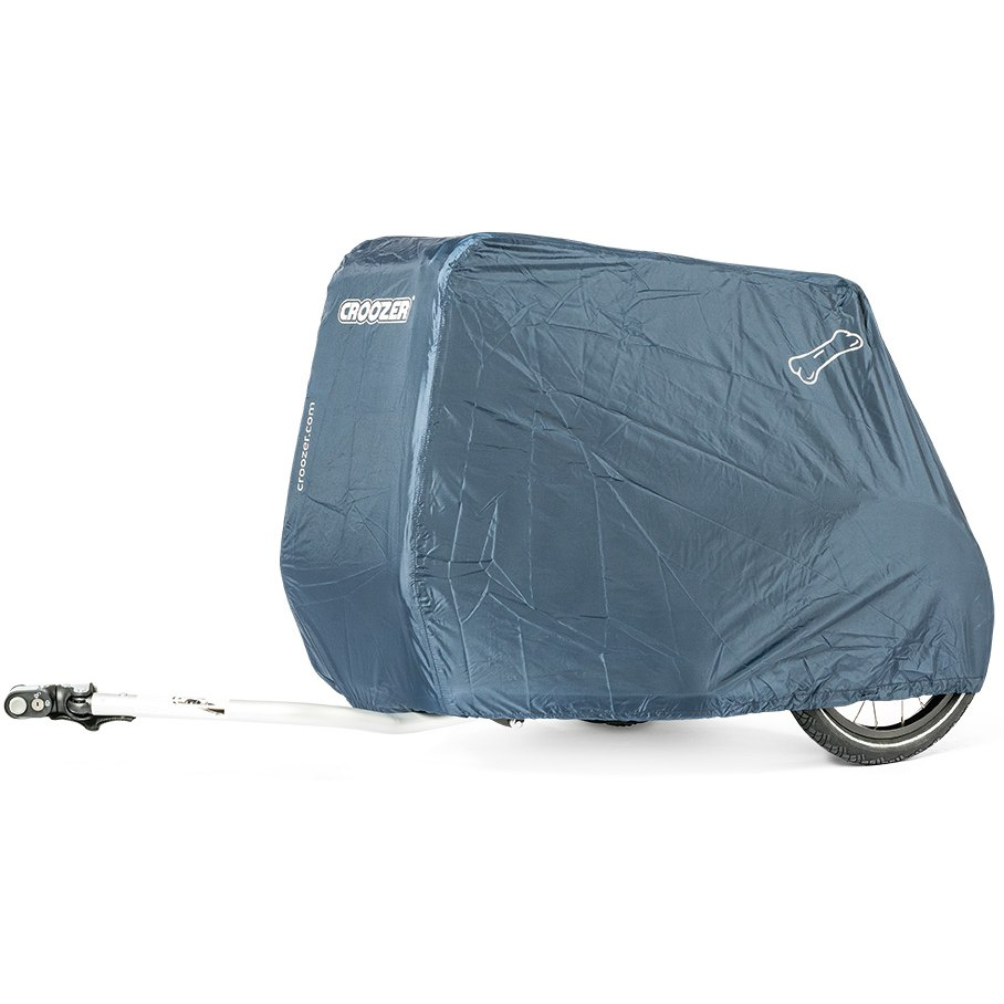 Picture of Croozer Storage Cover for Dog Peppa Bike Trailer - dark blue