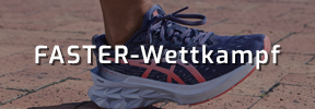 ASICS faster Wetkampfschuhe