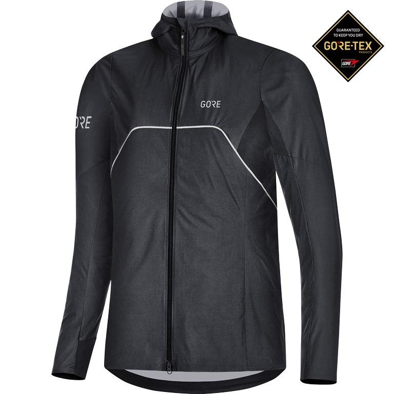 GORE Wear R7 Women GORE-TEX SHAKEDRY™ Trail Hooded Jacket - black 9900