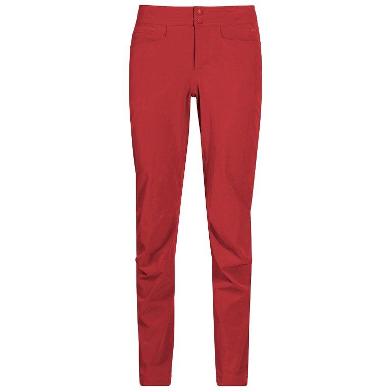 Bergans Cecilie Flex Women's Pants - dahlia red melange