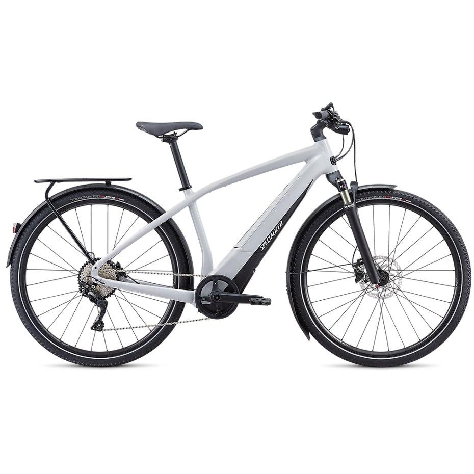 Produktbild von Specialized TURBO VADO 4.0 - E-Bike - 2021 - dove grey/black/liquid silver