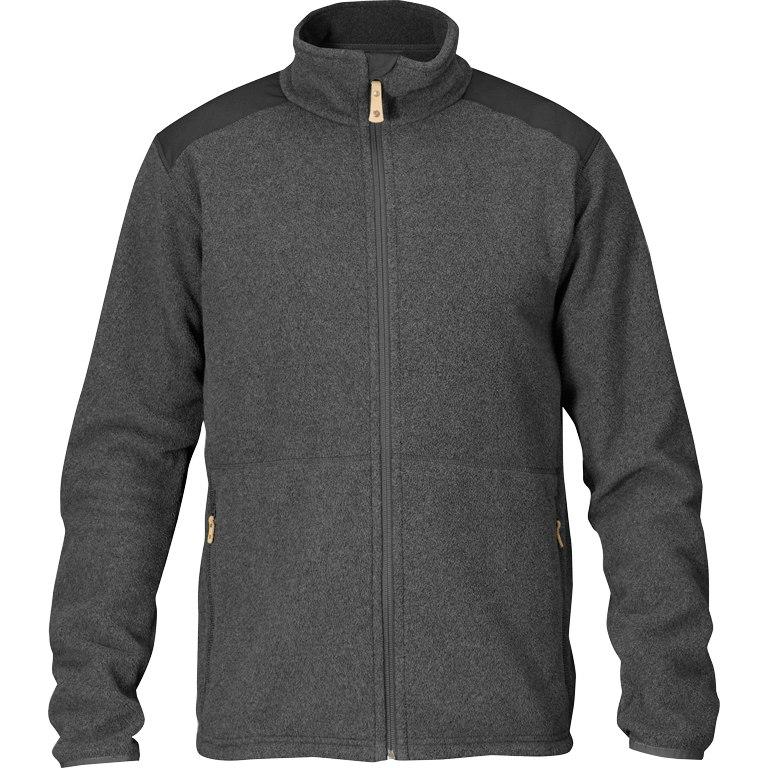 Fjällräven Sten Fleece Jacket - dark grey