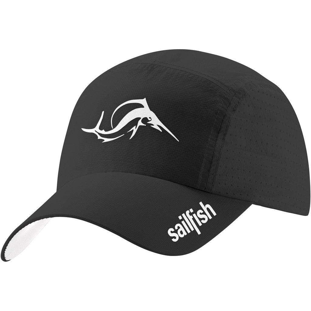 sailfish Gorra de correr 2021 - negro