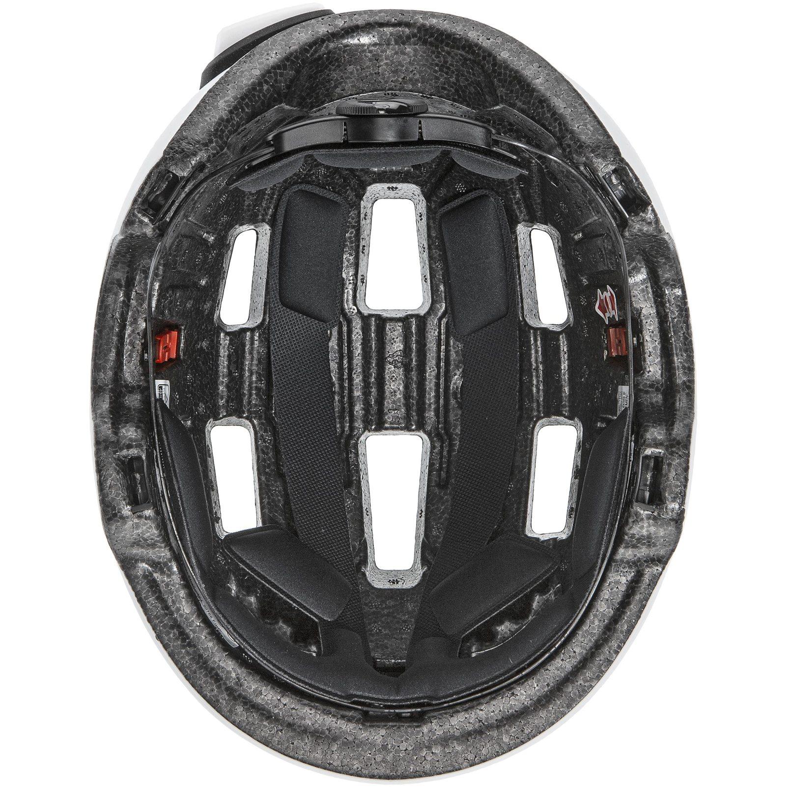 Image of Uvex city 4 Helmet - white mat