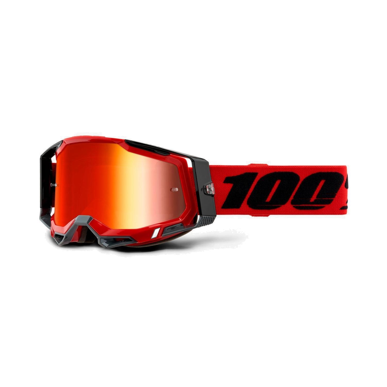 Imagen de 100% Racecraft 2 Goggle Mirror Lens Gafas - Red