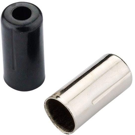 Jagwire Messing Endkappe für 5mm Außenhülle - 1 Stück