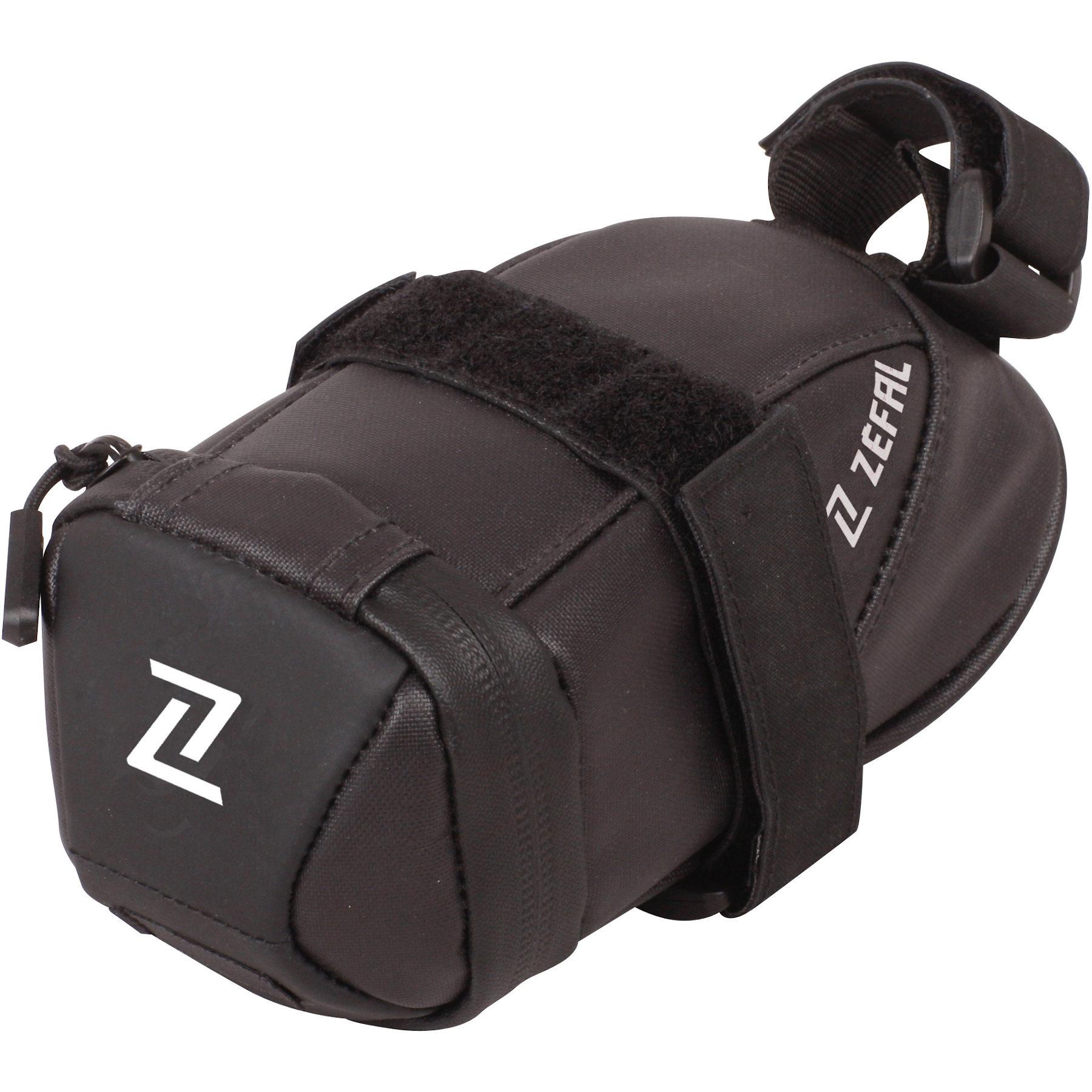 Zéfal Iron Pack 2 S-DS Satteltasche 0,5 l - schwarz