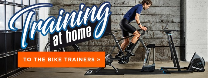 Everything for Cycling Training at Home – Bike Trainers, Smart Electronics and Accessories